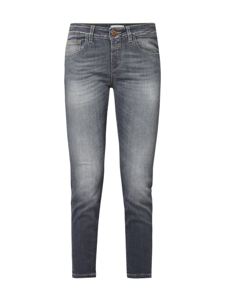 Closed Baker - Coloured Slim Fit Jeans Mittelgrau