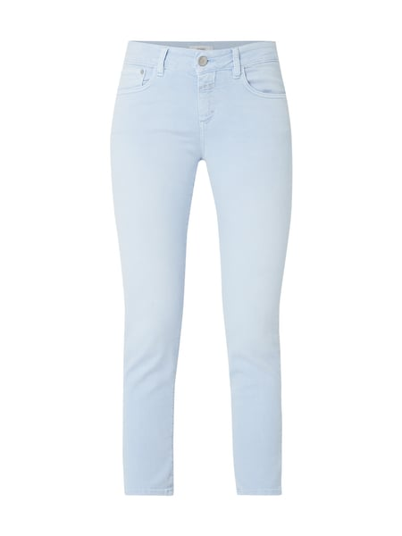 Closed Coloured Slim Fit Jeans Weiß - 1