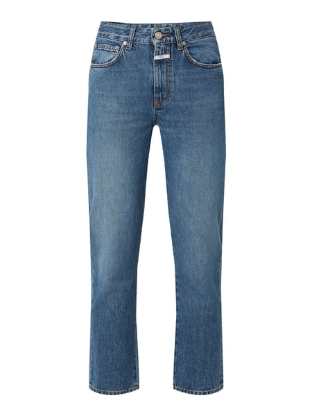 Closed High Waist Relaxed Fit Jeans Blau - 1