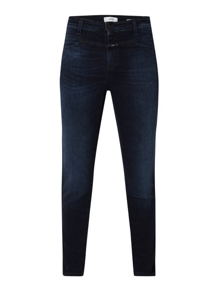 Closed High Waist Skinny Fit Jeans Blau - 1