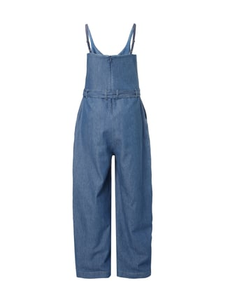 Closed Jumpsuit aus Denim Blau - 1