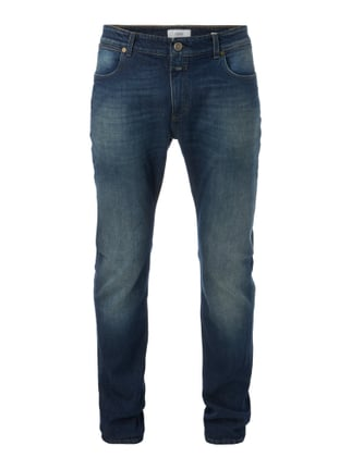 Old Blue Washed Slim Fit Jeans Blau / Türkis - 1