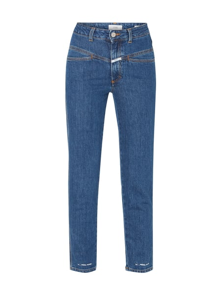 Closed – One Washed High Waist Jeans – Jeans