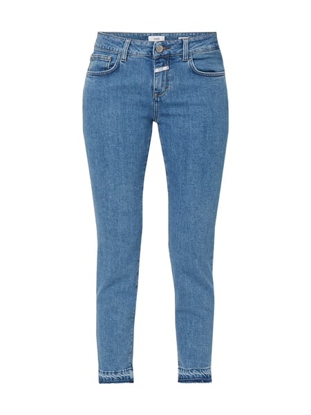 Closed One Washed Slim Fit Jeans Blau / Türkis - 1