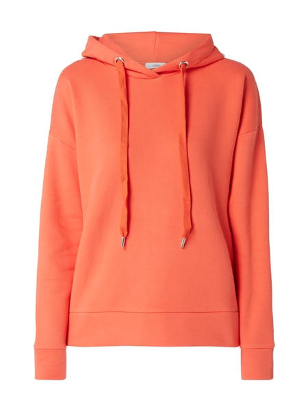 Closed Oversized Hoodie mit Logo-Print Rot - 1