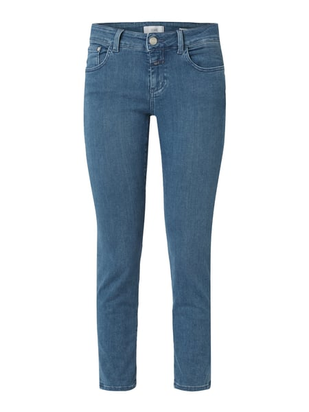 Closed Slim Fit Jeans mit Stretch-Anteil Blau - 1