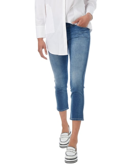 Closed Stone Washed Classic Fit Jeans Blau - 1
