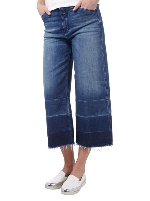 Closed Stone Washed Jeansculotte mit Stretch-Anteil Jeans - 1