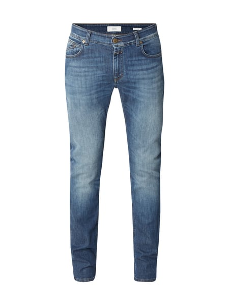 Closed Unity Slim - Stone Washed Slim Fit Jeans Jeans