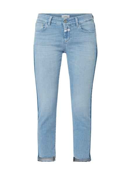 Closed Stone Washed Slim Fit Jeans Blau / Türkis - 1