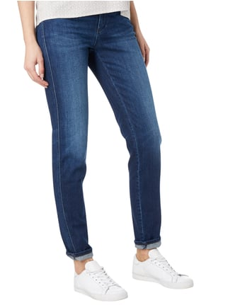 Closed Stone Washed Slim Fit Jeans mit Stretch-Anteil Jeans - 1
