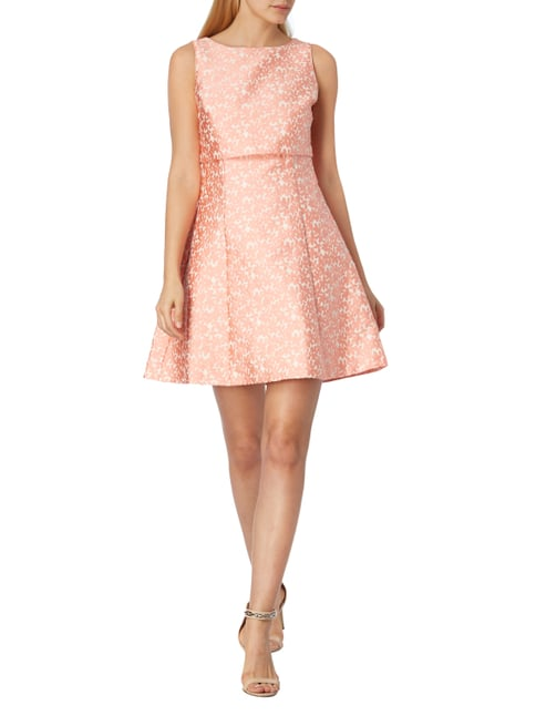 Coast Kleid im Rock-Top-Look in Rosé - 1