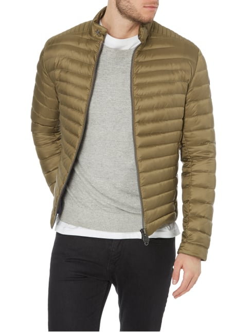Colmar Originals Light-Daunenjacke mit Steppungen Khaki - 1