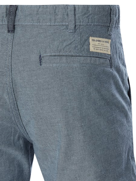 COLOURS  &  SONS Chino-Shorts aus Baumwolle Modell