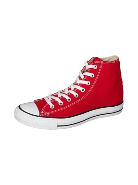Converse Chuck Core High - Chucks mit Logoprint Rot