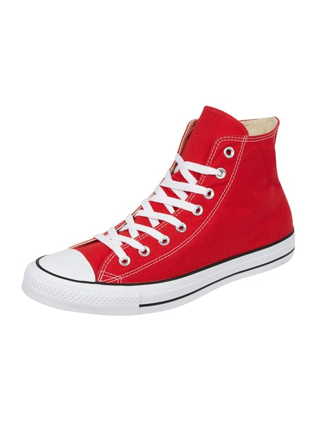 High Top Sneaker 'All Star Hi' aus Canvas Rot - 1