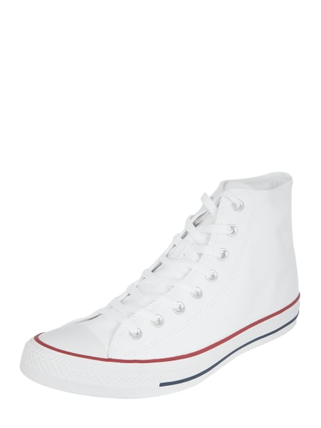 Converse – High Top Sneaker 'All Star Hi' aus Canvas – Weiß