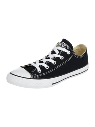 Sneaker 'All Star Low' aus Canvas Grau / Schwarz - 1