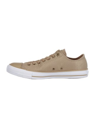 Rückansicht von Converse - THEMA-YOUNG-FASHION-ROCK-CHIC in Beige - 1