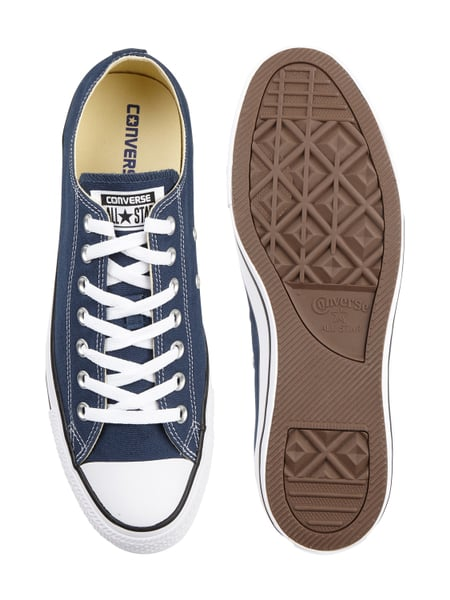 – 'all Canvas Converse Ox' Aus Marineblau Sneaker Star 35RqS4jALc