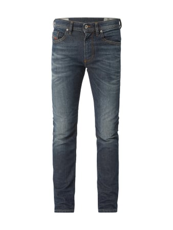 Diesel Old Blue Washed Slim-Skinny Fit Jeans Blau / Türkis - 1