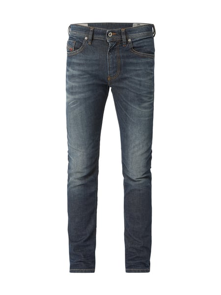 Diesel Old Blue Washed Slim-Skinny Fit Jeans Blau - 1