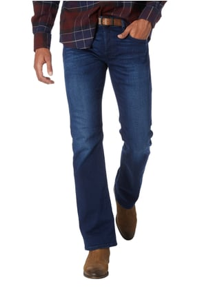Diesel Stone Washed Regular-Bootcut Jeans Jeans - 1