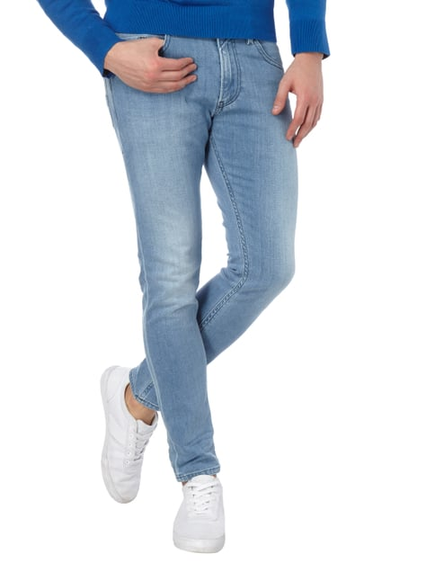 Diesel Stone Washed Skinny Fit Jeans Jeans - 1