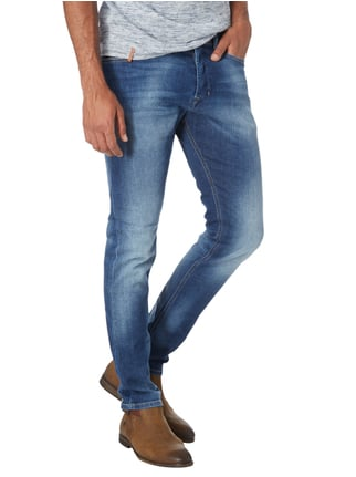Diesel Stone Washed Slim-Carrot Fit Jeans Jeans - 1