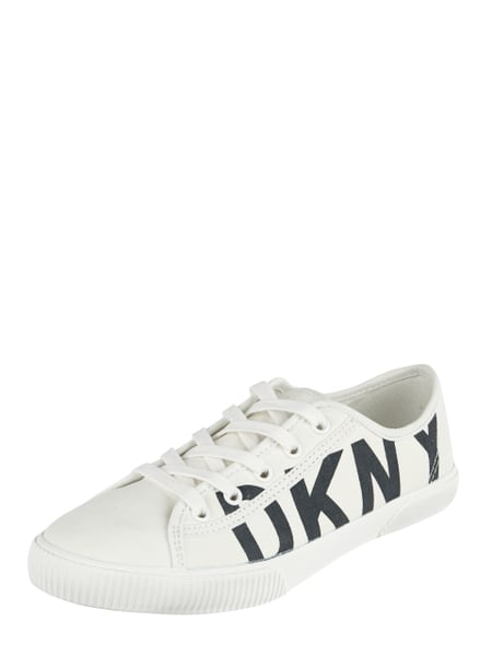 DKNY Sneaker 'Doni' aus Canvas Weiß - 1