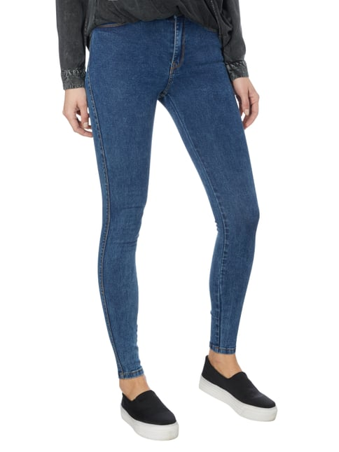 Dr. Denim Coloured Skinny Fit 5-Pocket-Jeans Jeans - 1