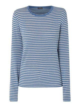 huge selection of 5bfb8 e1a48 DrykornLealia – Longsleeve mit Streifenmuster