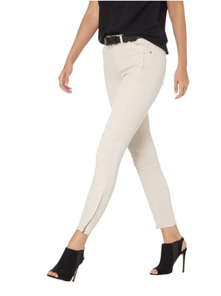Drykorn Skinny Fit Cropped Hose Hellrosa - 1
