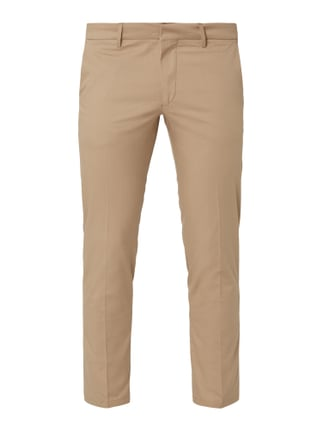914b261e9827a5 Drykorn Slim Fit Chino mit Stretch-Anteil Weiß - 1 ...