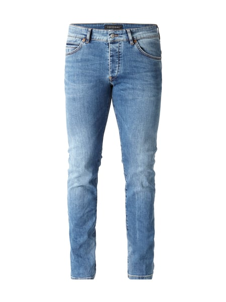 Drykorn Jaz - Stone Washed Skinny Fit Jeans Jeans