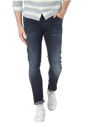 Drykorn Stone Washed Skinny Fit Jeans Marineblau - 1