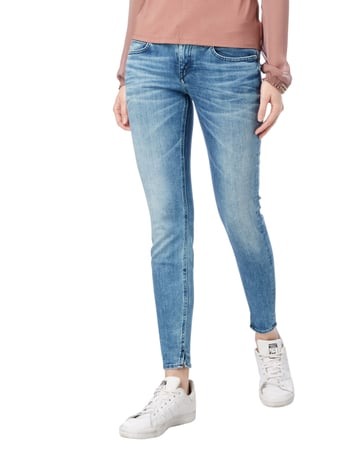 Drykorn Stone Washed Skinny Fit Jeans mit Stretch-Anteil Jeans - 1