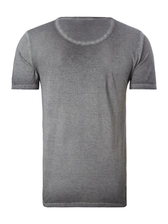 Drykorn T-Shirt im Washed Out Look Anthrazit - 1