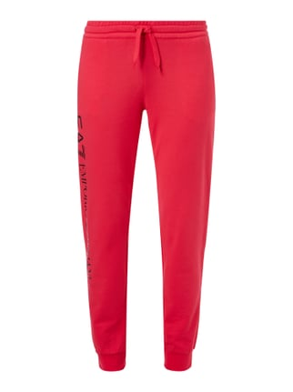 Sweatpants mit Logo-Prints Rosé - 1