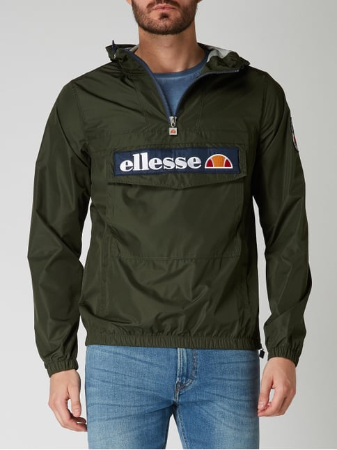 ellesse pullover windbreaker jacken mehr f r damen. Black Bedroom Furniture Sets. Home Design Ideas