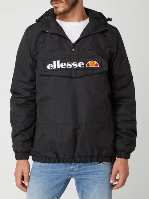 Windbreaker mit Fleecefutter