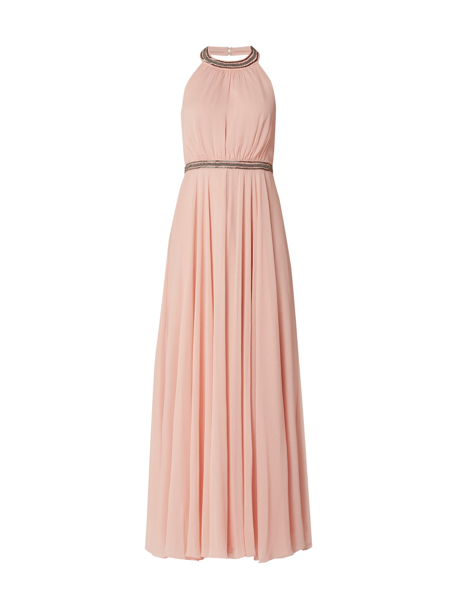 ESPRIT COLLECTION Abendkleid mit Zierperlenbesatz in Orange online kaufen  (15) ▷ P&C Online Shop