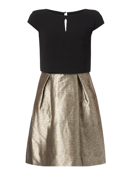 Esprit cocktailkleid gold