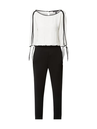 Esprit Collection Jumpsuit mit Cut Outs Weiß - 1