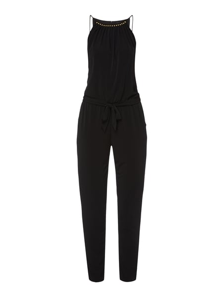 esprit collection jumpsuit mit zierperlenbesatz in grau schwarz online kaufen 9673146 p c. Black Bedroom Furniture Sets. Home Design Ideas