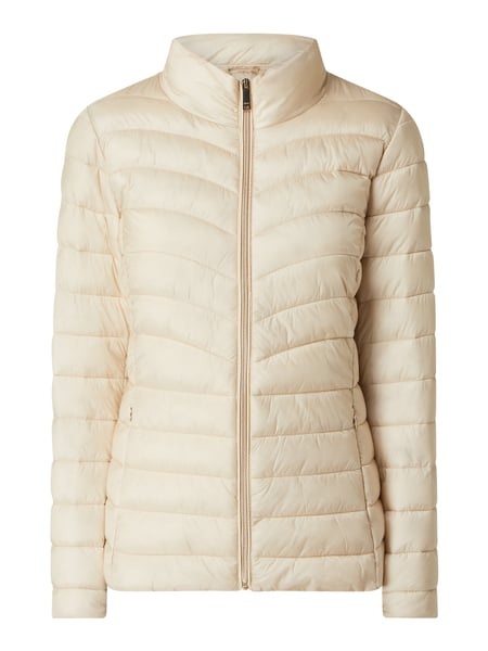 Esprit Collection Steppjacke mit Wattierung Beige - 1