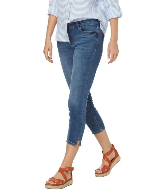 Esprit Stone Washed Skinny Fit Caprijeans Jeans - 1