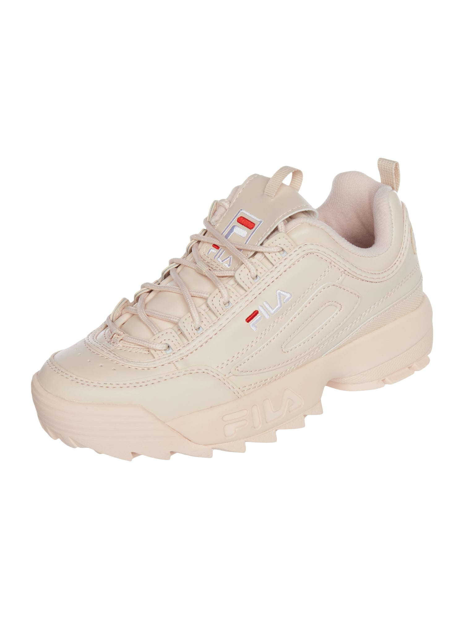 fila sneaker 39 disruptor low 39 mit schn rverschluss in ros online kaufen 9789022 p c online. Black Bedroom Furniture Sets. Home Design Ideas