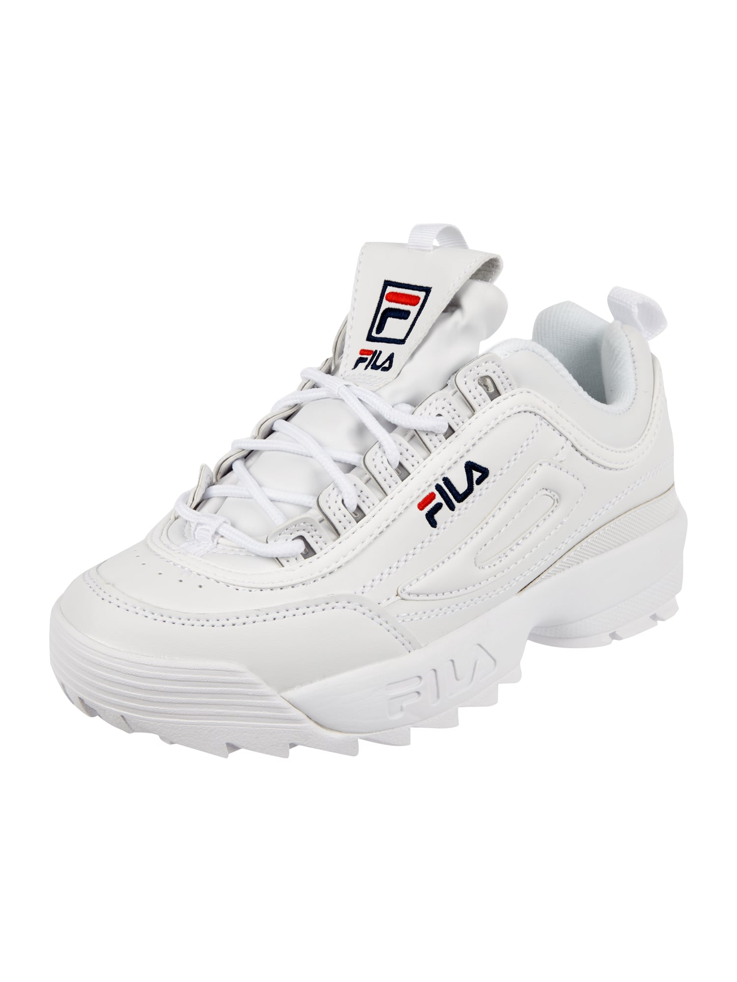 Fila Sneaker Disruptor Mit Logo Applikationen In Wei 223