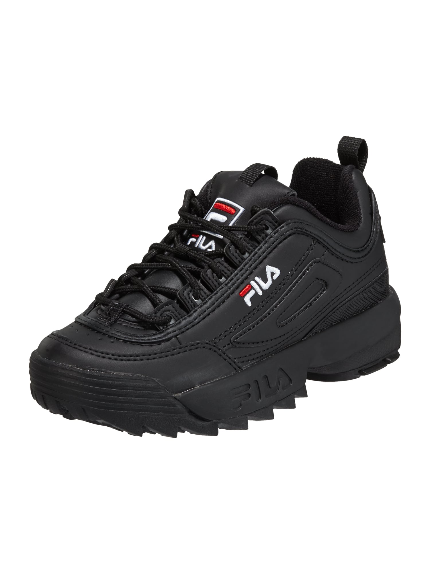 fila sneaker 39 disruptor 39 mit plateausohle in grau schwarz online kaufen 9672485 p c online. Black Bedroom Furniture Sets. Home Design Ideas